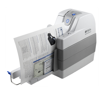 SmartSource Adaptive- All Purpose Check and Document Scanner